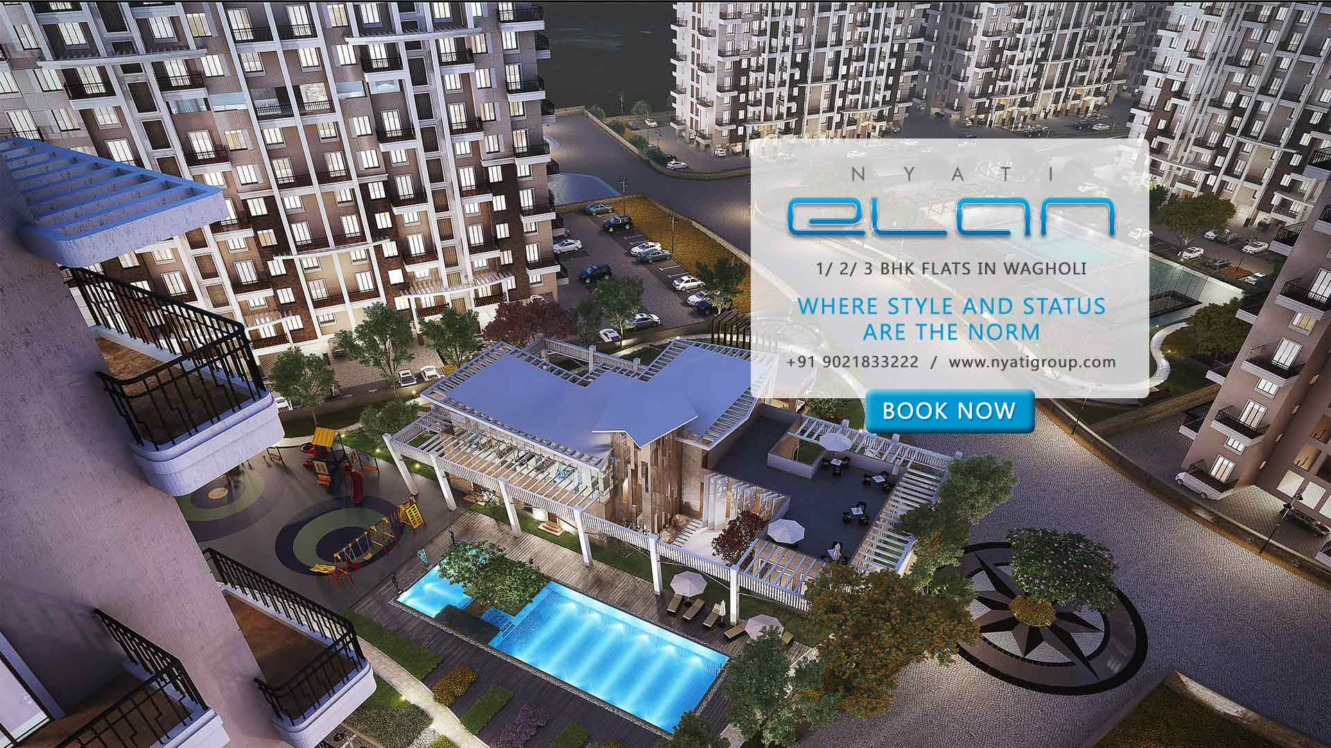 credai property in pune for sale 1 BHK 2 BHK 3 BHK