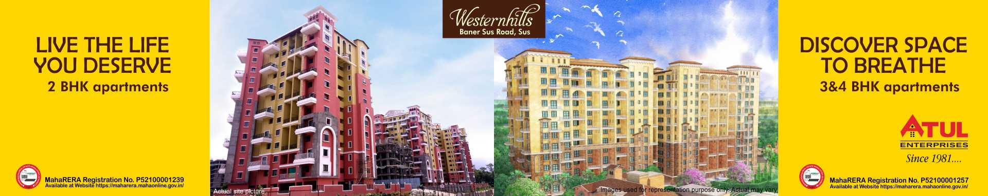 Westernhills by Atul Enterprises
