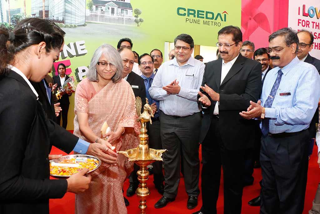 17th Mega Property Exhibition of CREDAI-Pune Metro