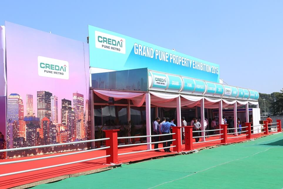 15th Mega Property Exhibition of CREDAI-Pune Metro