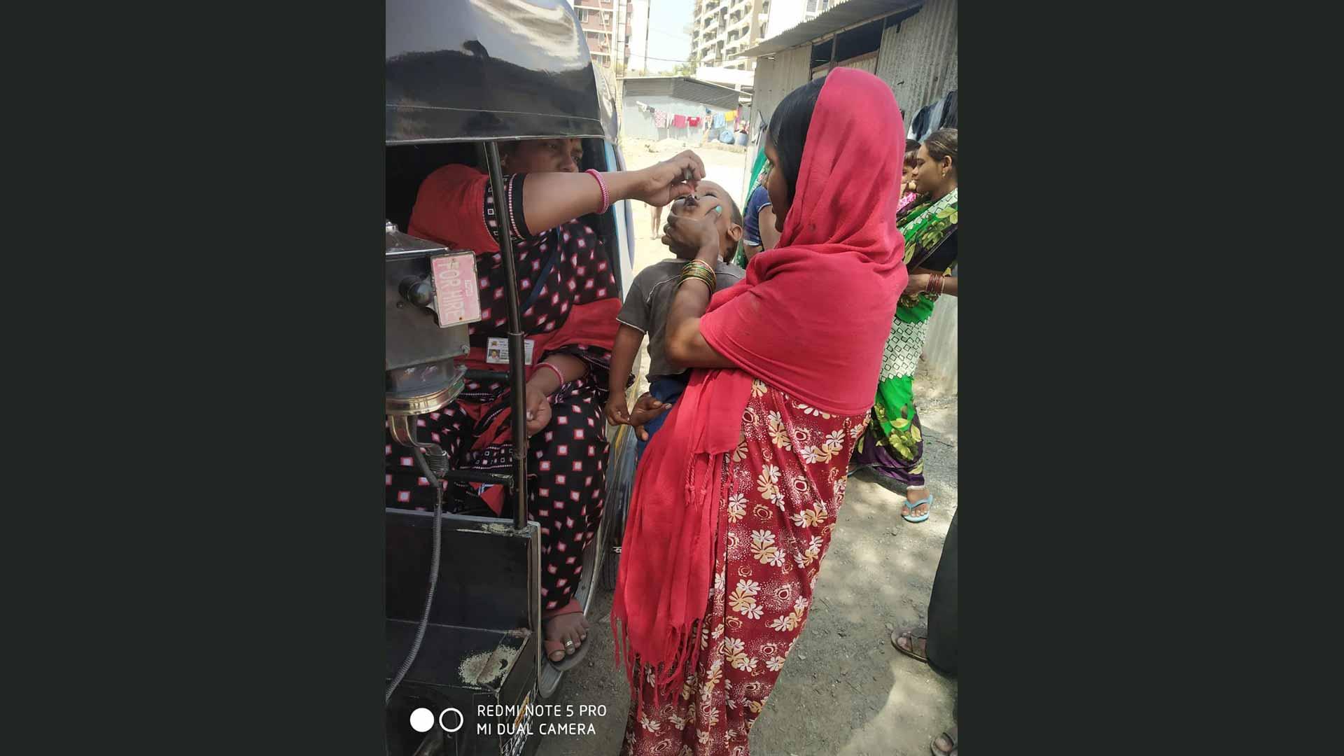 Pulse Polio Vaccination 2019