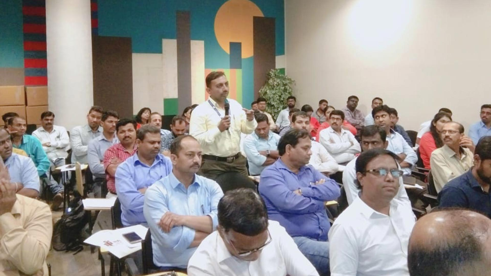 CREDAI-Pune Metro conducted Interactive Workshop on Labour Registration and Welfare Benefits under BOCW for HR/Admin/Legal/Project Staff of its Develo