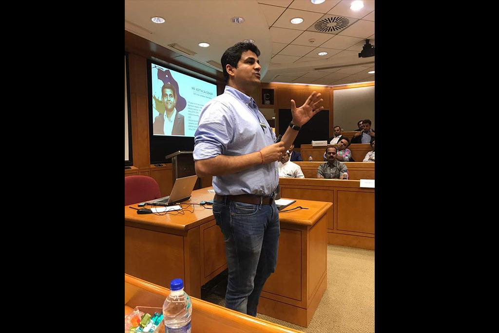 CREST-2017 held on 24 and 25th Jun, 2017 at Hotel Taj Land Ends, Mumbai