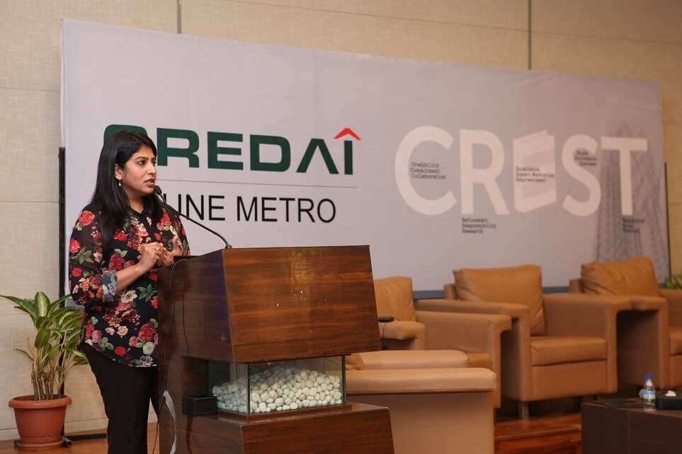 CREDAI-Pune Metro's Annual Learning Summit, CREST 2014, was held in Aamby Valley, Lonavala