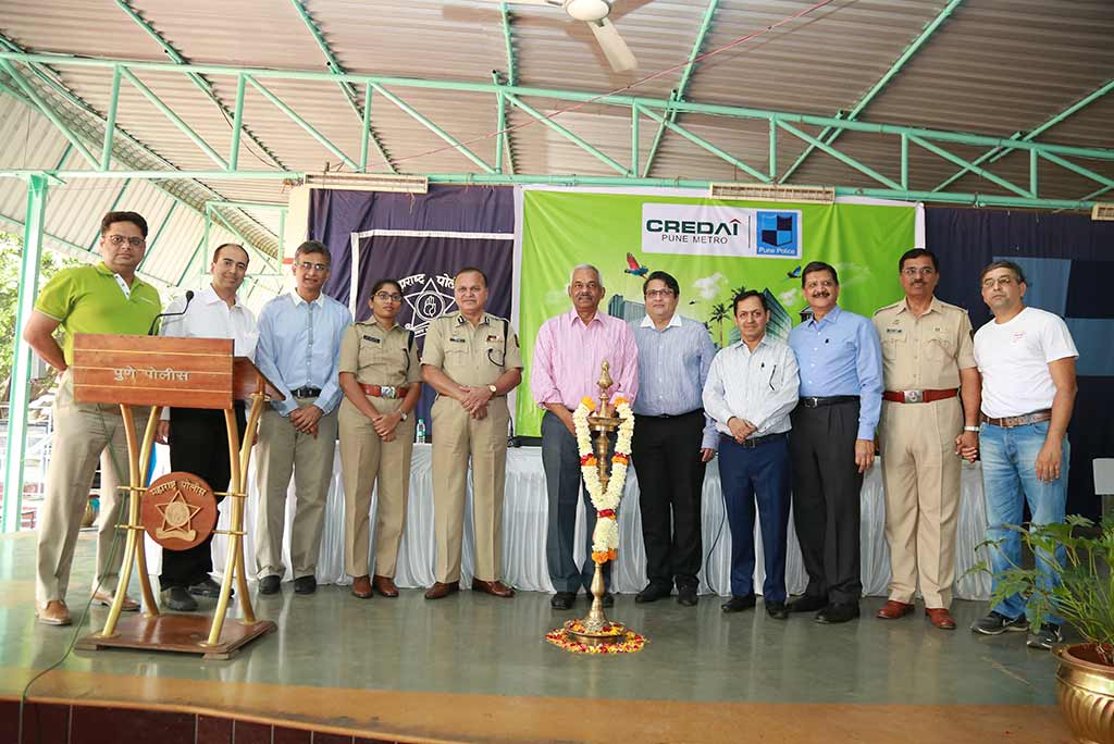 CREDAI-Pune Metro & Police
