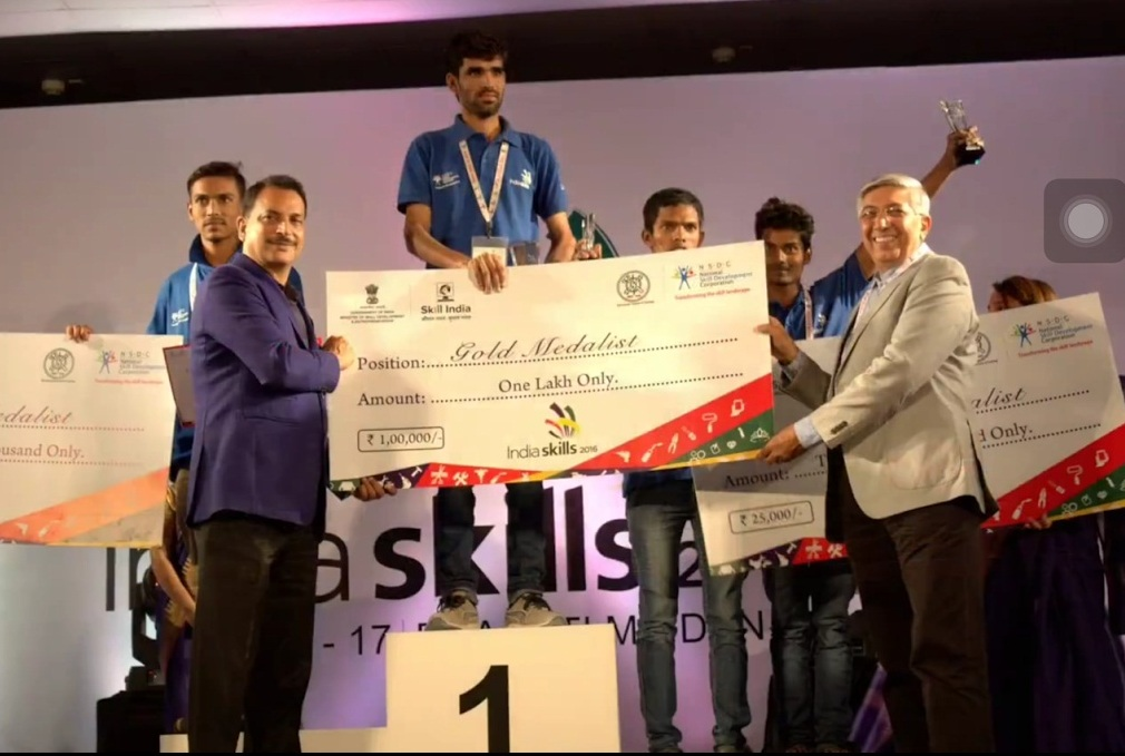 India Skill Competition